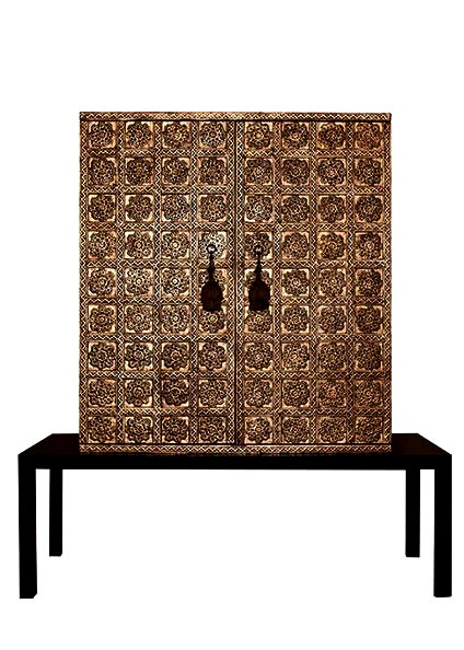 Barbara Abaterusso Design - Varnished Wood Furniture