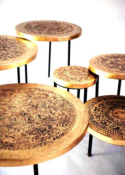 Barbara Abaterusso Design - Small Tables